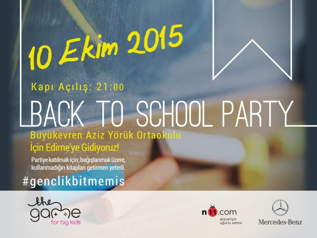 Fragtist Back to School Party