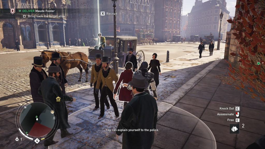 Fragtist Assassin's Creed Syndicate PC (1)