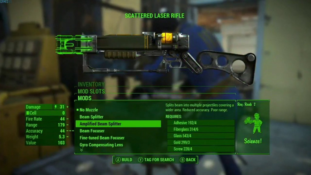 fragtist - fallout 4 weapon craft 2