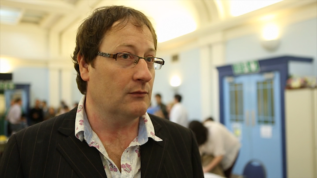 Fragtist doctor who Chris Chibnall