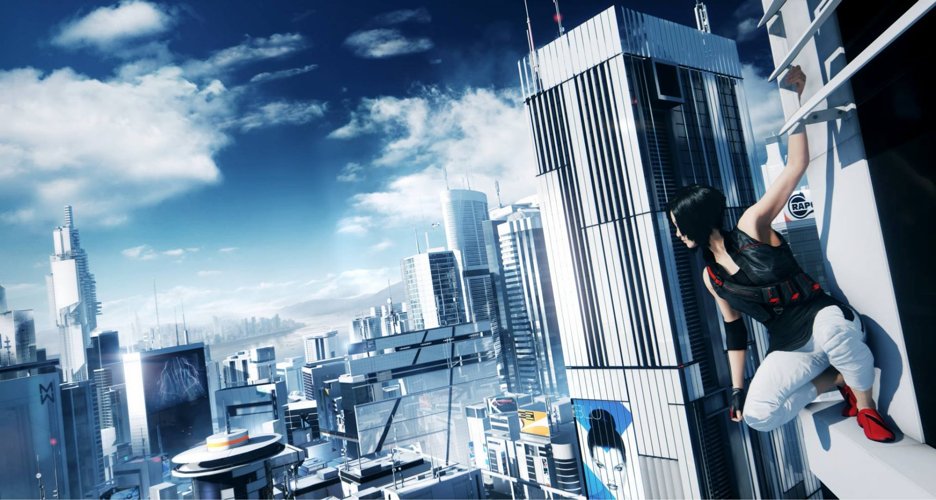 Mirror's Edge™ Catalyst Closed Beta_2