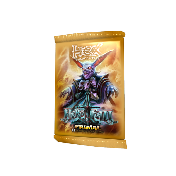 fragtist HEX Shards of Fate'in Herofall