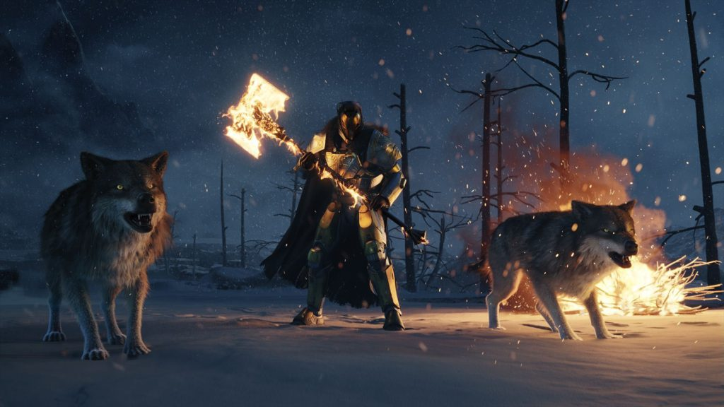 fragtist destiny rise of iron