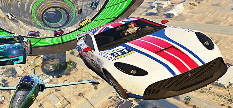 GTA Online'a Transform Races Geliyor